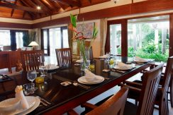 Maenam beach villa salle a manger_resize