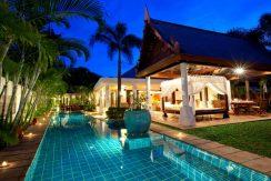Maenam beach villa vue nuit_resize
