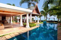 Maenam beach villa vue piscine_resize