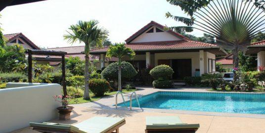 Maison Mae Nam Koh Samui 1 chambre piscine