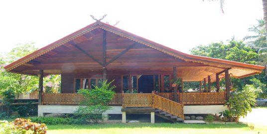 Pavillon Lodge Mae Nam Koh Samui 2 chambres plage