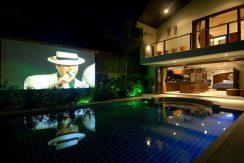 Villa Ban tai Koh Samui