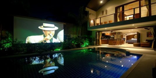 Villa Ban Tai 3, 6 chambres piscine privée proximité plage