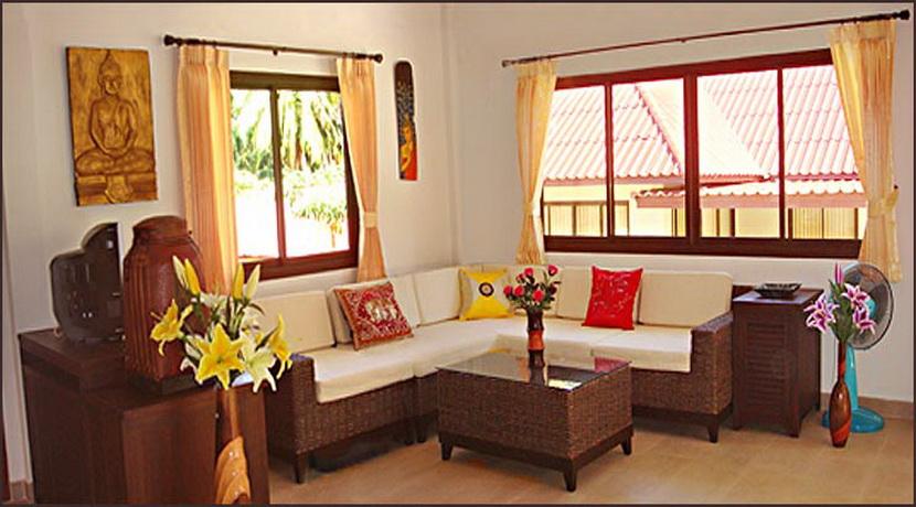 Villa Deluxe Choeng Mon salon_resize