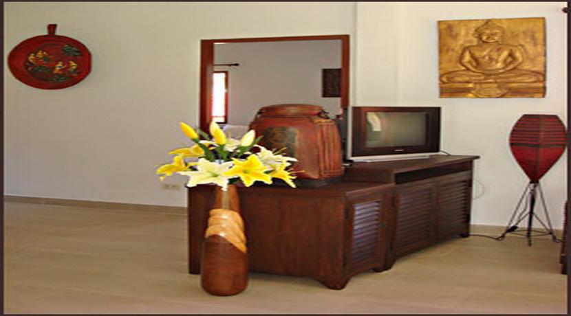 Villa Deluxe Choeng Mon télé_resize
