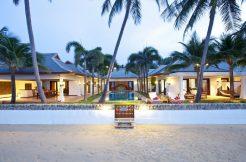Villa Maenam Beach Koh Samui Villa Frangipani