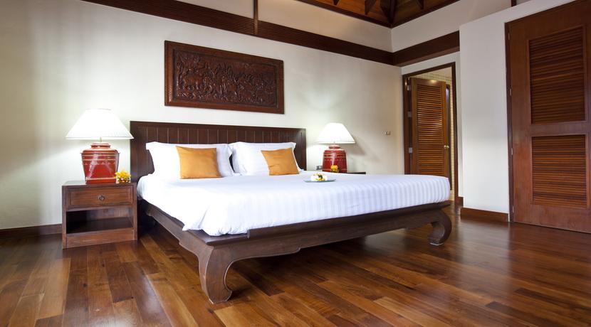Villa Maenam beach chambre lit double (2)_resize