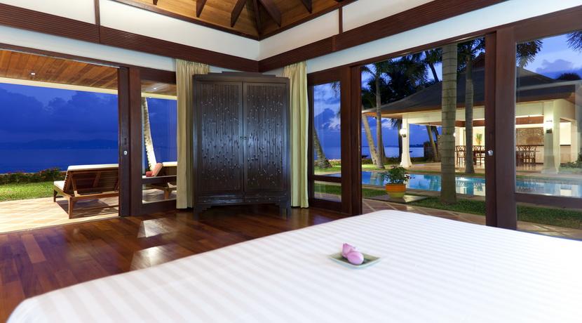 Villa Maenam beach chambre principale (2)_resize