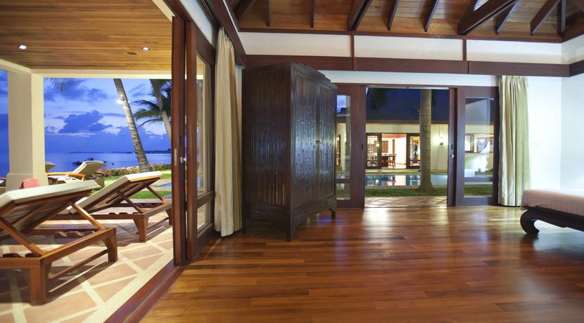 Villa Maenam beach chambre principale_resize