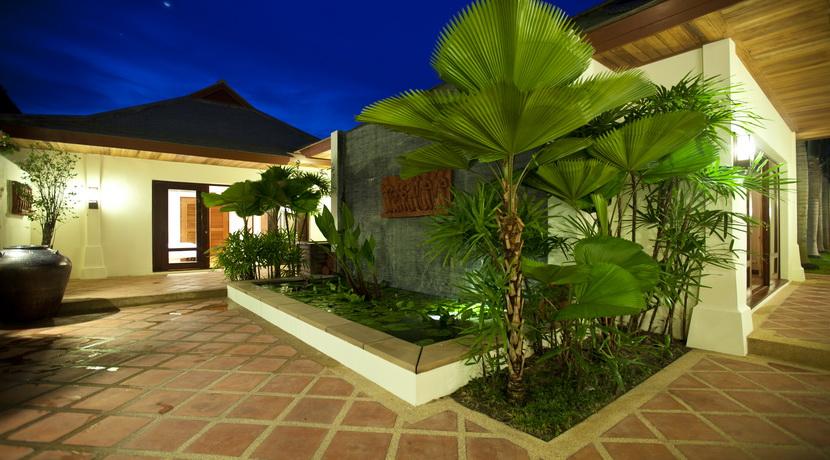 Villa Maenam beach entrée (2)_resize