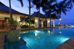 Villa Maenam beach piscine_resize