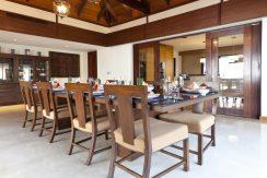 Villa Maenam beach salle a manger_resize