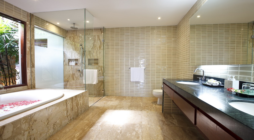 Villa Maenam beach salle de bains principale_resize