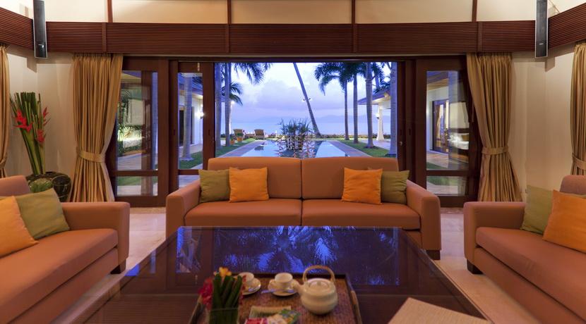 Villa Maenam beach salon_resize