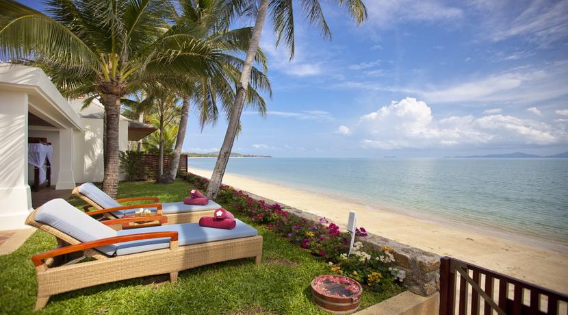 Villa Maenam beach vue plage_resize