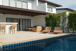 Villa VIP Choeng Mon Koh Samui