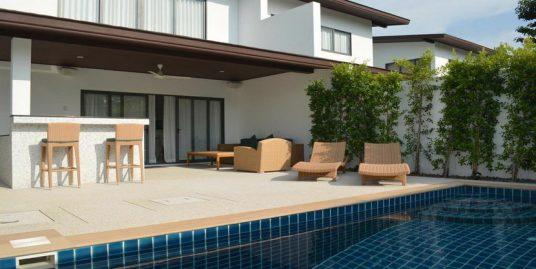 Villa VIP Choeng Mon 3 chambres piscine