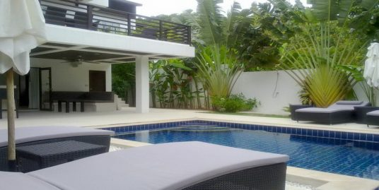 Villa haute gamme Choeng Mon 3 Chambres