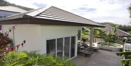 Villa jacuzzi Chaweng 2 chambres proximité plage