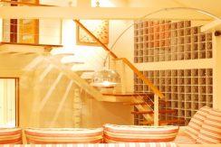 Villa location Plai Laem Koh Samui escalier_resize