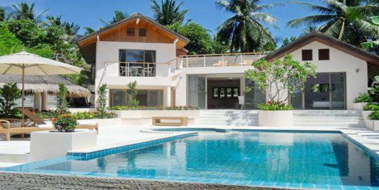 Villa location Plai Laem 3 chambres piscine jacuzzi plage