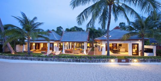 Villa luxueuse Maenam 3/5 chambres piscine bord de mer