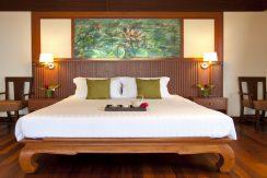 Villa luxueuse Maenam chambre principale (5)_resize
