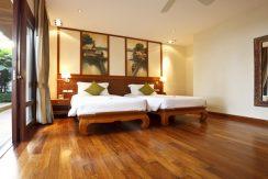 Villa luxueuse Maenam chambre twin (2)_resize