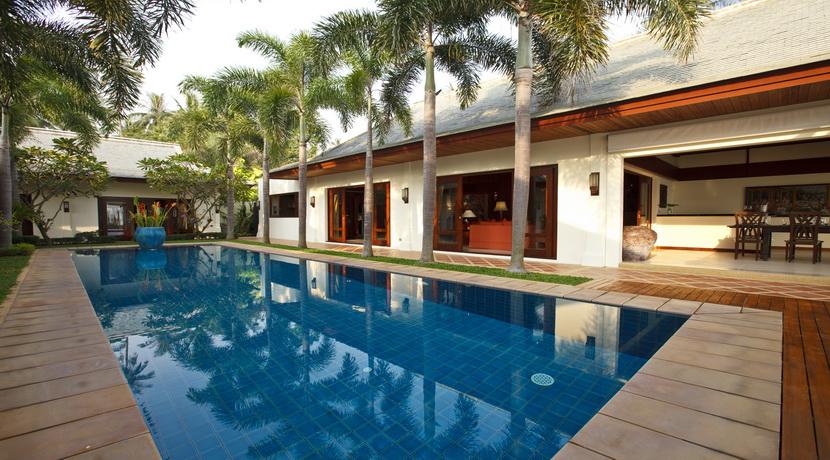 Villa luxueuse Maenam piscine (5)_resize