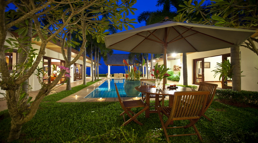 Villa luxueuse Maenam piscine (7)_resize
