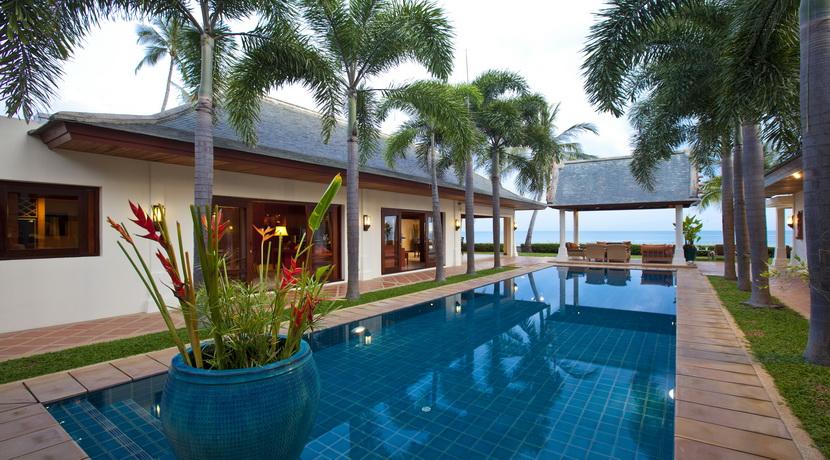 Villa luxueuse Maenam piscine (8)_resize