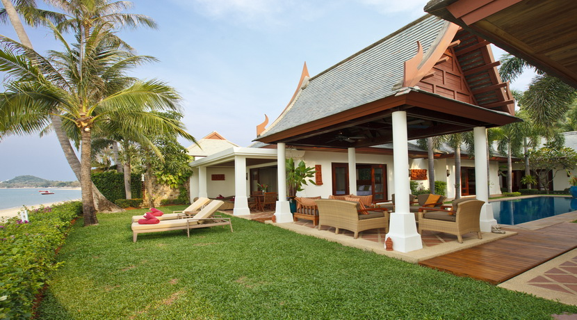 Villa luxueuse Maenam sala (5)_resize
