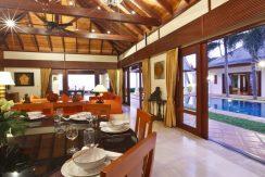 Villa luxueuse Maenam salle a manger_resize