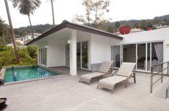 Villa piscine Chaweng