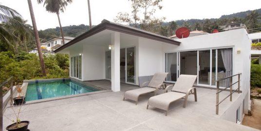 Villa piscine Chaweng 2 chambres proximité plage