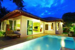 Villa piscine koh Samui Chaweng