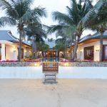 Villa plage Maenam Koh Samui Villa Gardenia