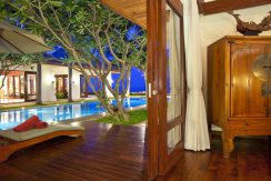Villa plage Maenam chambre lit double_resize