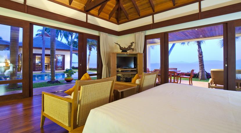 Villa plage Maenam chambre principale (2)_resize