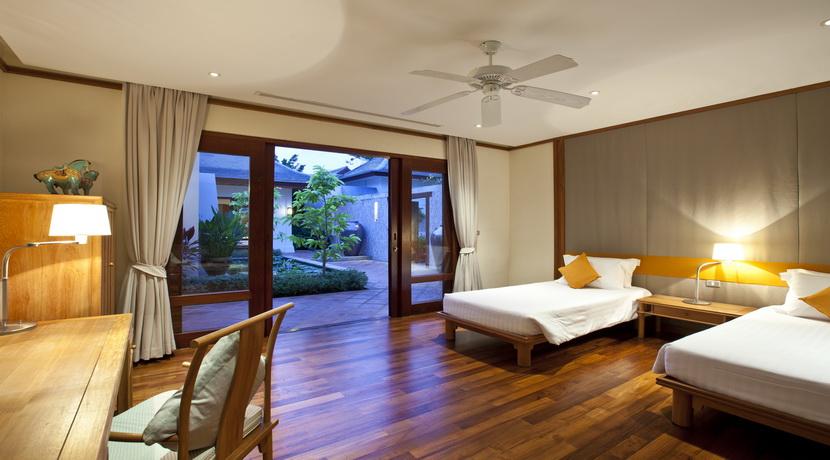Villa plage Maenam chambre twin (3)_resize