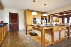 Villa plage Maenam cuisine_resize