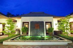 Villa plage Maenam entrée_resize