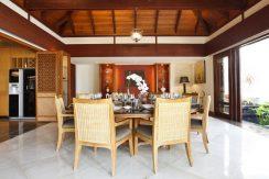 Villa plage Maenam salle a manger (2)_resize