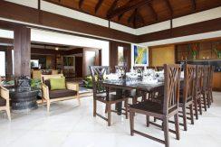 Villa plage Maenam salle a manger (4)_resize