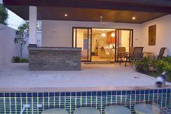 Villa tout confort Choeng Mon