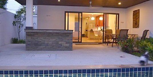 Villa tout confort Choeng Mon 6 personnes piscine