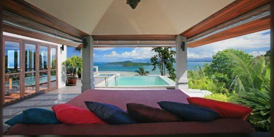 Villa vacances Taling Ngam 4 chambres piscine vue mer