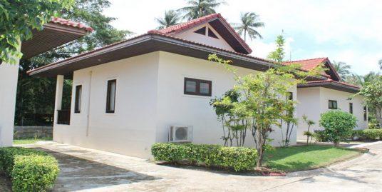 Chalet Maenam Koh Samui 1 chambre piscine
