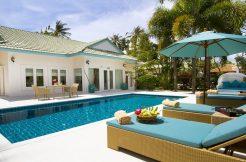Laem set villa Chanchai Koh Samui