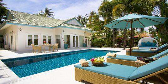 Laem Set villa Chanchai 2 chambres piscine bar sports plage